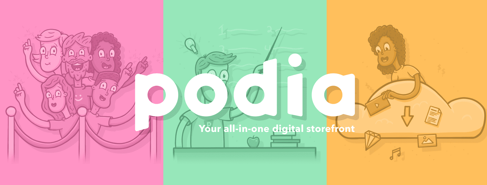 podia alternatives
