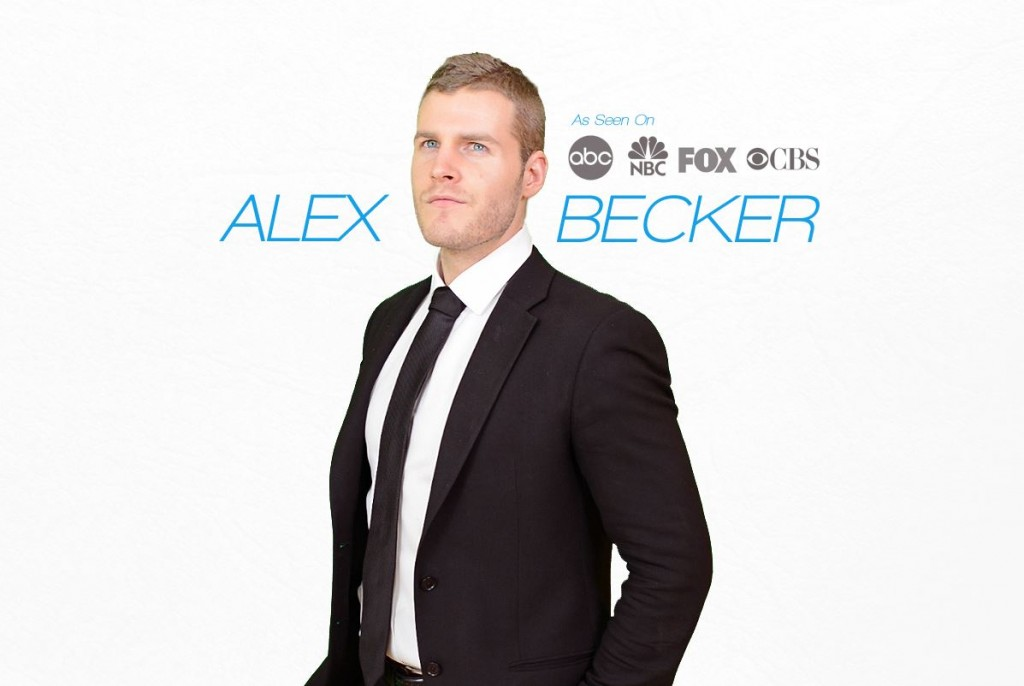 who is alex becker