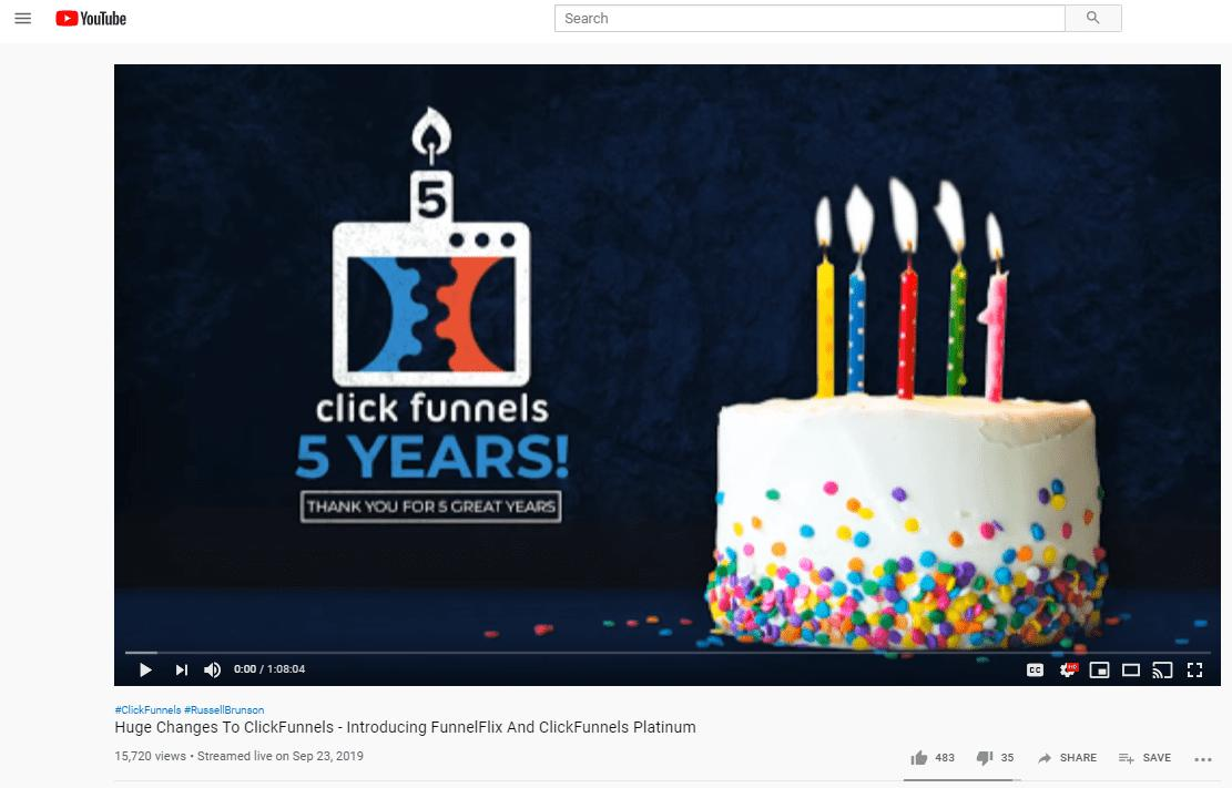 ClickFunnels Overview
