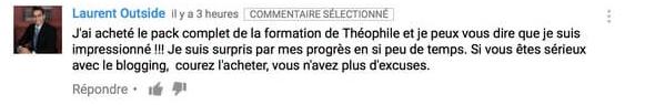 Avis sur Theophile Eliet