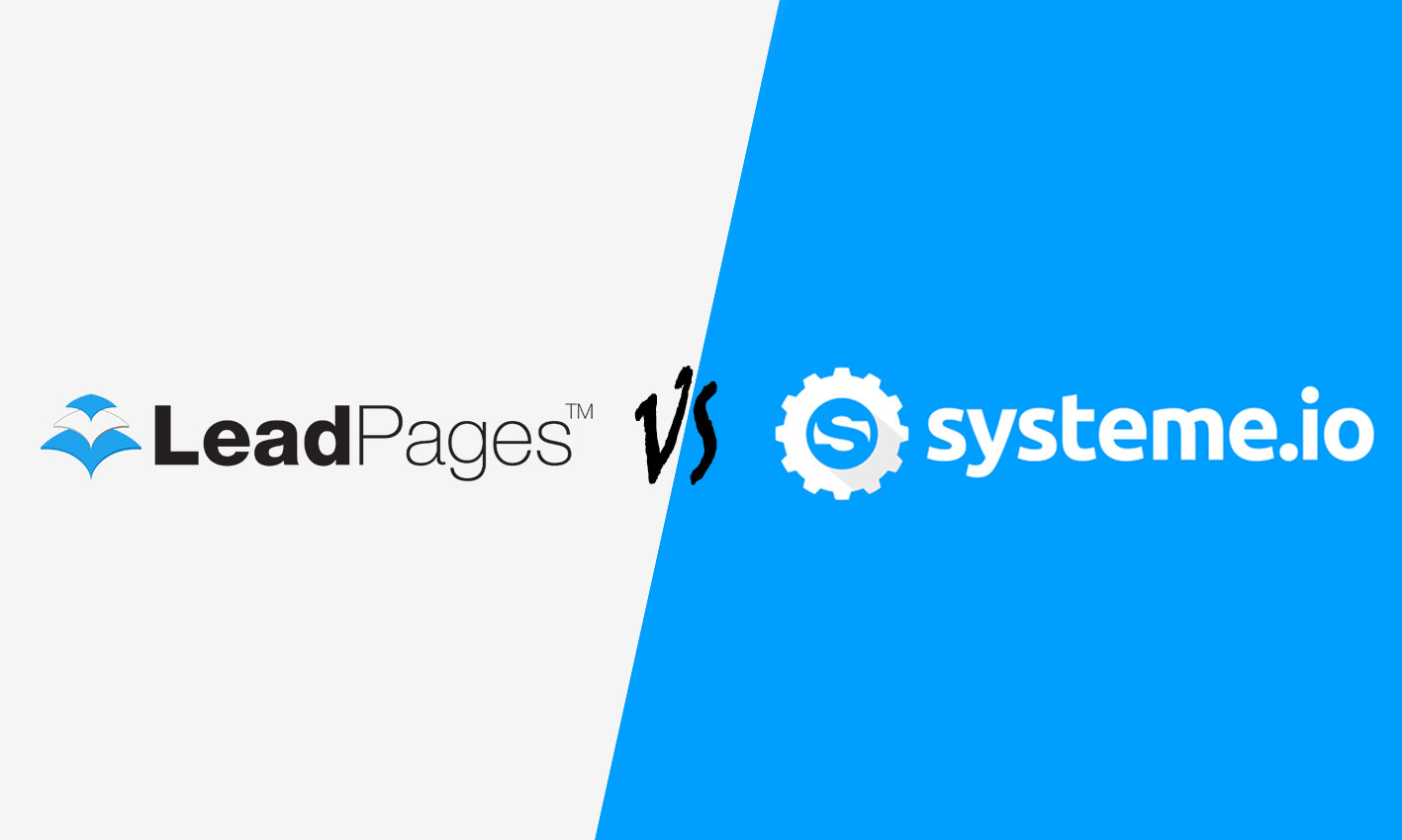 Leadpages vs Systeme.io