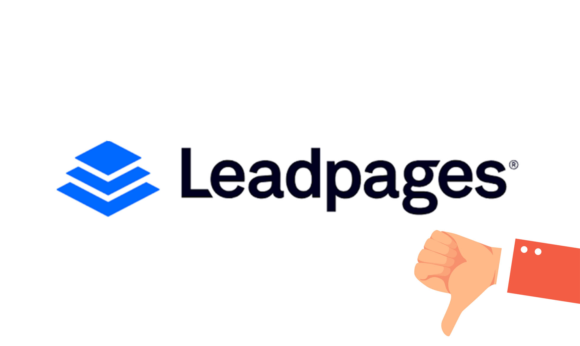 the cons of using leadpages