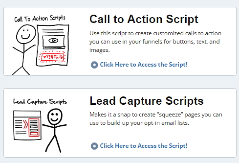 Funnel Scripts copies
