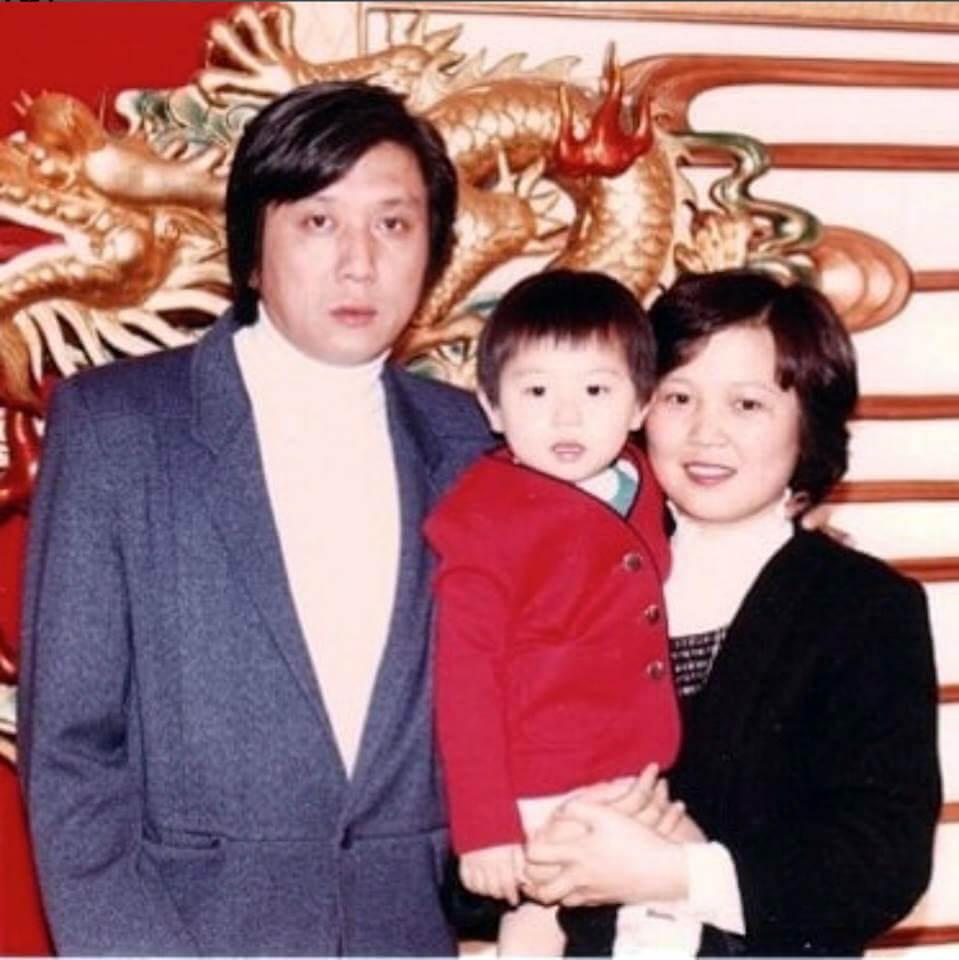 Dan Lok's family