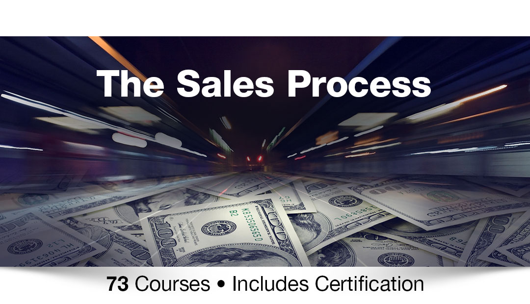The sales process
