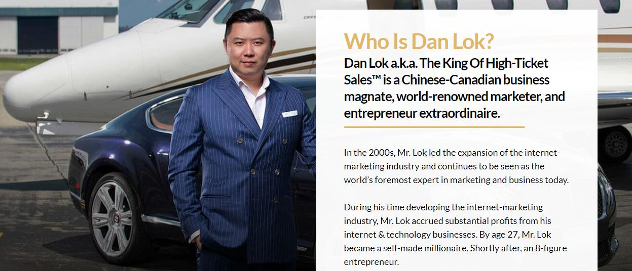 Who is Dan Lok