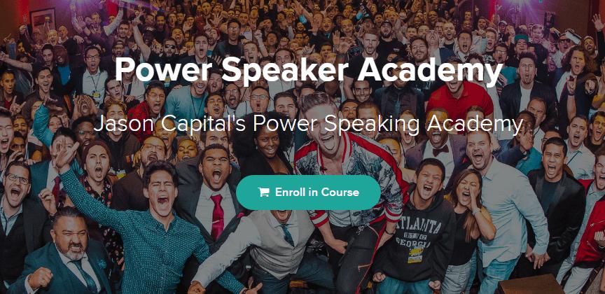 Power speaker academy