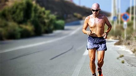 courir sous de fortes chaleurs dangeureux
